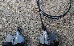Shimano Altus 3x9 Schalthebel