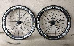 Mavic Laufradsatz Mavic Cosmic Carbone SR + Grand Prix 4000 S