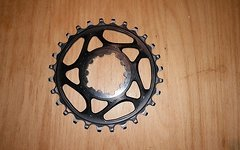Absolute Black 28t Direct Mount Narrow-Wide Kettenblatt SRAM GXP