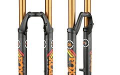 "Fox 36 Talas RC2 27.5"" Factory Kashima 130-160 mm Tapered"