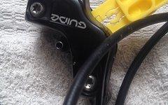 SRAM Guide Ultimate Komplettset inkl. 200/180mm Scheiben + Adapter