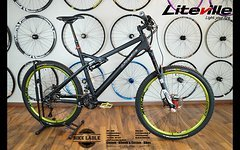 Liteville 301 MK12 Enduro Custom-Bike