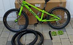Kania Bikes (Pyrobikes) Twenty Large Team