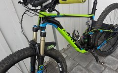 Giant Anthem SX 27,5 650b XT Sram X01 DT Swiss XM Fox Performance Größe M