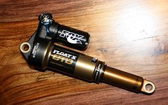 Fox  Racing Shox Float X CTD 216x63mm 2015 neuwertig