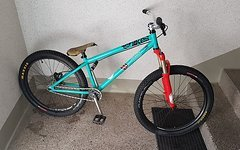 "NS Bikes 24"" Dirtbike"