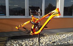NS Bikes Fuzz 650B Ltd Medium