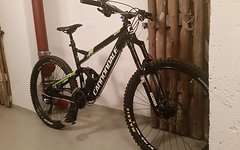 Cannondale Jekyll 4 2015 27,5 L