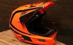Fox Rampage DH Helm Gr. M *NEU*