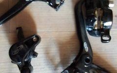 SRAM XO Scheibenbremse VR + HR Carbon Black Edition