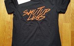 Bontrager Trek T-Shirt #Shut Up Legs, woman