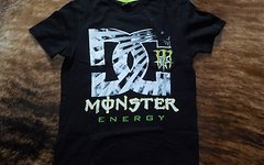 Monster Energy Dc Monster Energy T- Shirt