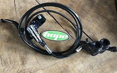 Hope Tech 3 e4 HR- Bremse guter Zustand 132cm