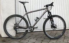 Niner EMD9, komplett SLX und DT-Swiss XMM100