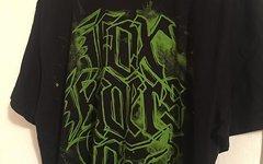 Fox T-Shirt Gr. L NEU