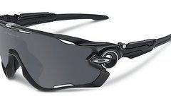 Oakley Brille Jawbreaker polished black/black iridium Polarized