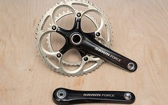 SRAM Force Kurbelgarnitur 53/39 10-fach