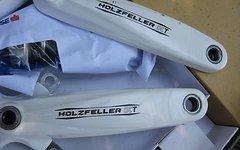 Truvativ Holzfeller OCT 2.2 175mm white