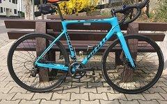 Giant TCX Advanced Carbon Rennrad Cross Rahmenhöhe M/L