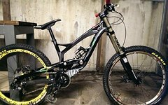 YT Industries tues 2.0 Comp 2013 Gr. S