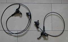 Shimano 2x XT Bremse Set BR-M8000 + BL-M8000