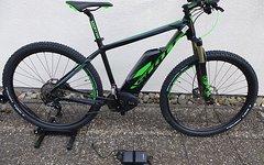 """Scott E-Aspect 910 CX AF black/green """"L"""""""