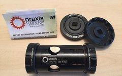 Praxis Works M30 Thru - Innenlager für BB30/PF30 - 73mm