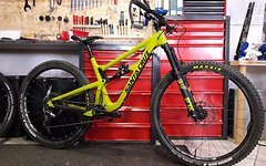 Santa Cruz Hightower LT CC X01 gr:L Enduro 29Zoll Trailbike