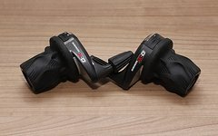 SRAM X.0 9fach Grip Shift Retro