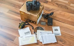 Nikon D300 Body Spiegelreflex