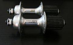 Shimano 2x FH-5501 Hinterradnaben