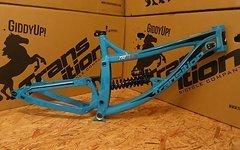 "Transition Bikes TR500 2016  Downhill Rahmen NEU 26"" 27,5"" inkl. Fox DHX 2 Coil"