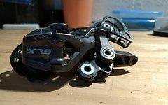 Avid Shimano SLX 2x10 Schaltgruppe + Elixier 5 Set