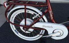 Cinzia Sixties, folding, e-bike!