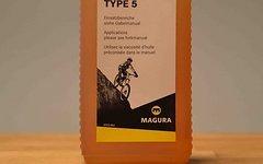 Magura Suspension Blood Type 5 (0,5 Liter)