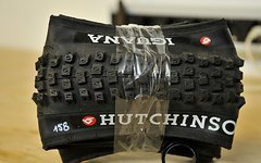 "Hutchinson 26"" Reifenset: Toro XC / Iguana"
