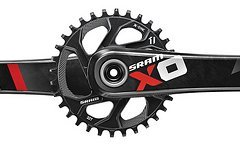 SRAM X01 Direct Mount GXP 11-fach Kurbelgarnitur