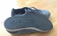 Five Ten MTB-Schuh Sleuth Canvas Grau/Blau