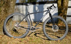 "Surly Karate Monkey 18"" Black"