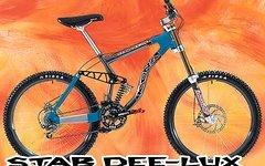 Haushaltsauflösung Bis Ende Nov. Kona Stab Dee Lux 1999 Fox Vanilla Rc Retro Frame Kit Stab Dee Lux 1999 Bike des Jahres Retro Frame-Kit Marzocchi Super T Pro Freeride