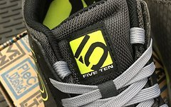 Five Ten Freerider Contact Black Lime 42 NEU!