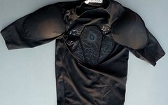 661 SixSixOne SIXSIXONE Sub Gear Short Sleeve Protektoren Shirt - schwarz // Subgear
