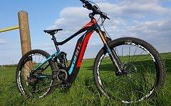 Giant FULL-E Custom E- Mountainbike 2017