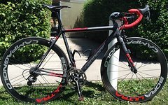 Cannondale SuperSix EVO Campagnolo Custom 52