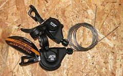 Shimano SLX 10-fach // 2/3-fach Schalthebel Trigger Shifter NEU SL-M670