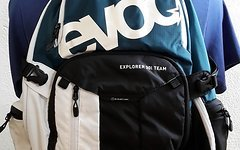 Evoc Explorer 30 L Team Black-Petrol-White NEU