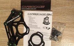 Carbocage DH FR Carbon Kettenführung