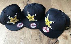 Rockstar New Era SnapBack Cap NEU