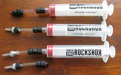 Rock Shox Reverb Entlüftungskit Spritzen inkl. Versand