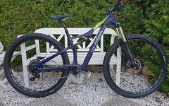 Specialized Rhyme Carbon 29er Fully Comp Small Neu